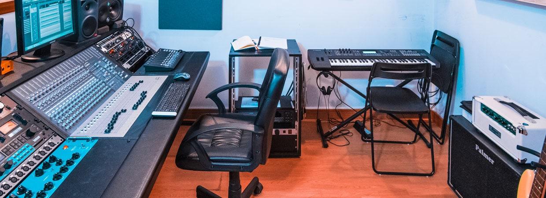 Alea Studios - Estudio de grabación en Logroño - Sonido profesional