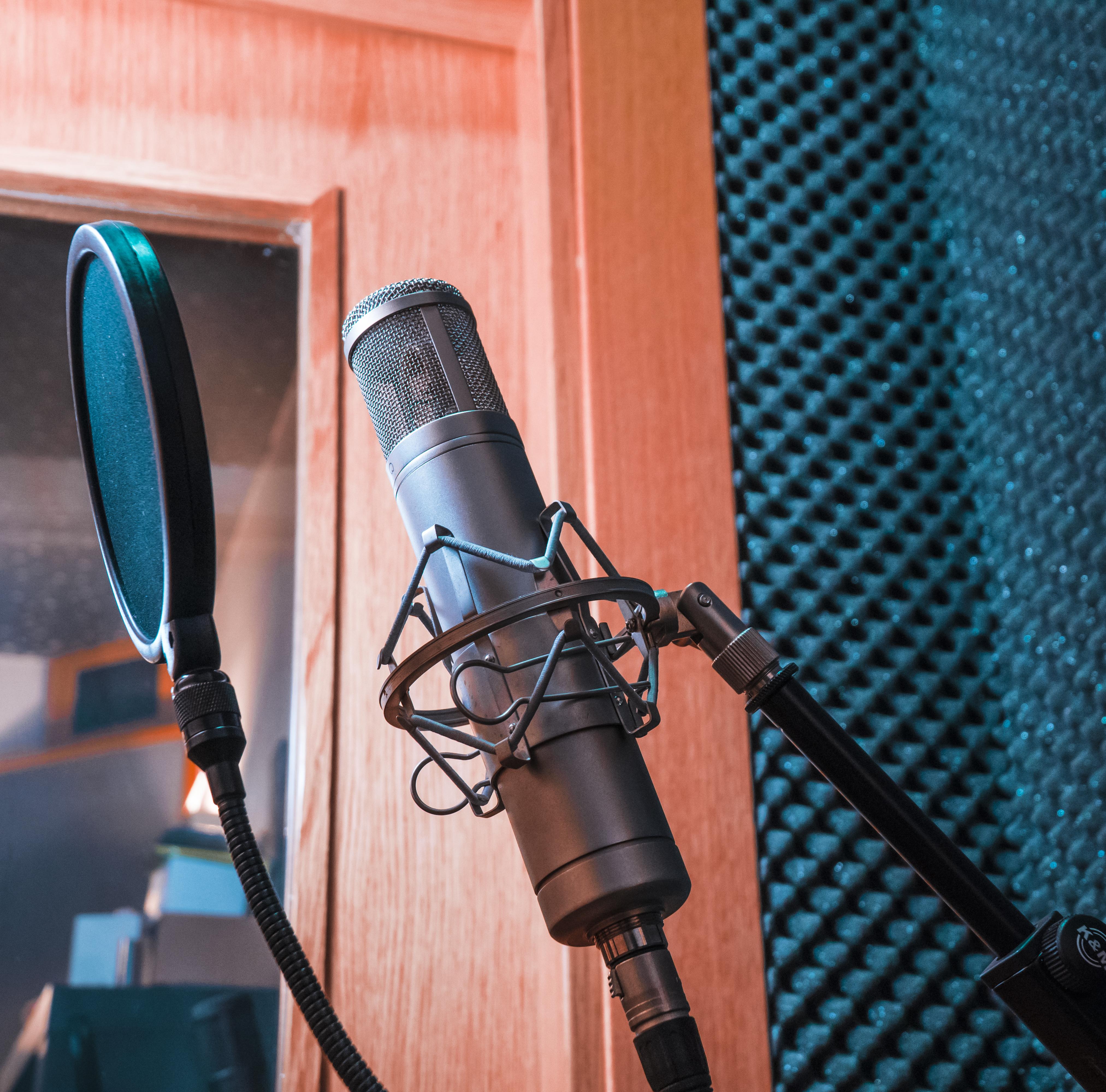 Alea Studios - Estudio de grabación en Logroño - Sala de locuciones