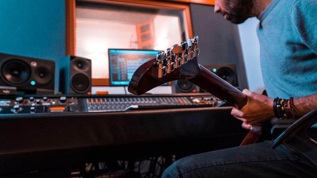 Alea Studios - Estudio de grabación en Logroño - Alfonso Herce