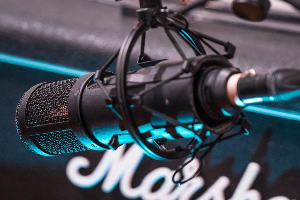 Alea Studios - Estudio de grabación en Logroño - Microfonía